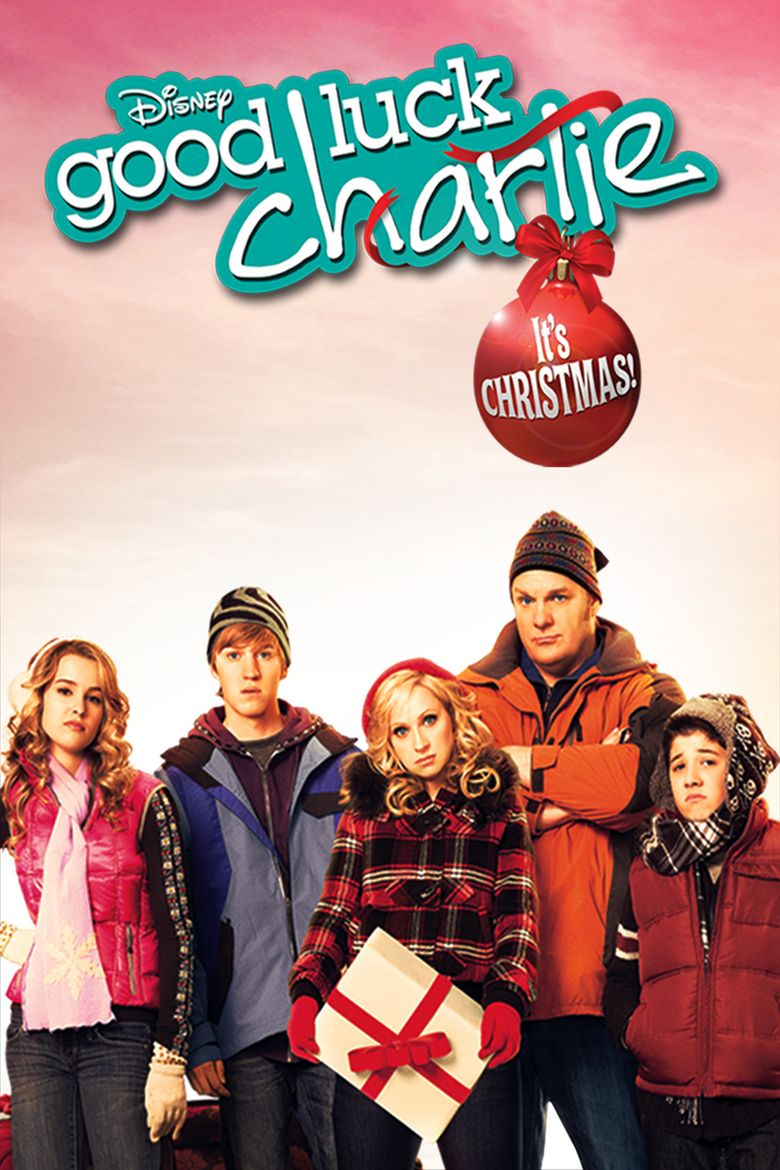Good Luck Charlie, It's Christmas! Poster