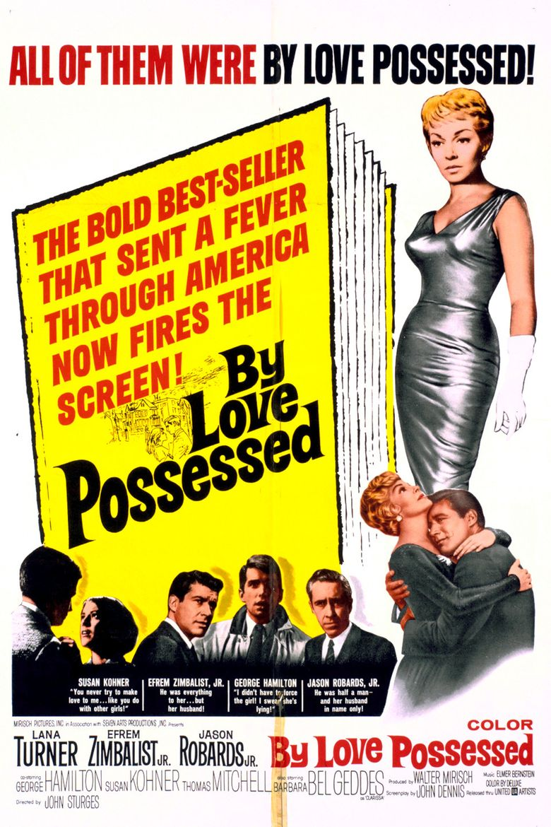 By Love Possessed Poster