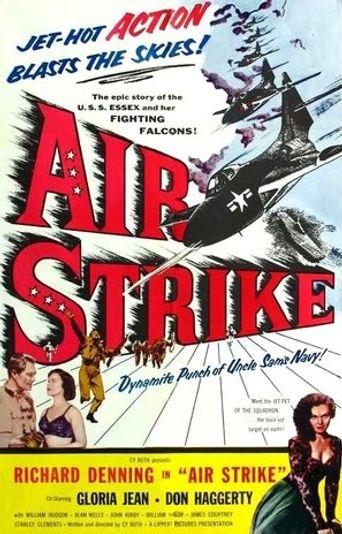 Air Strike Poster