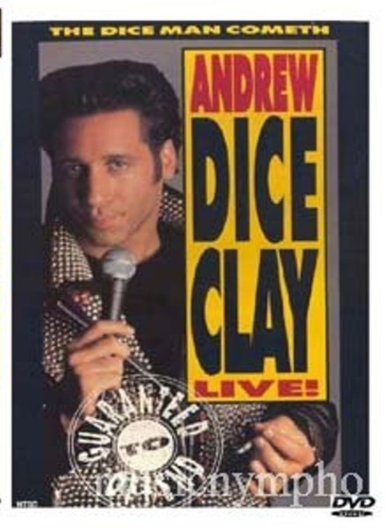 Andrew Dice Clay: The Diceman Cometh Poster