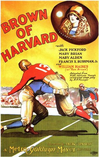 Brown of Harvard Poster