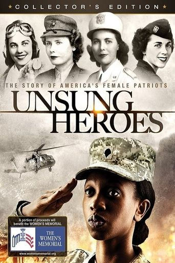 Unsung Heroes: The Story of America's Female Patriots Poster