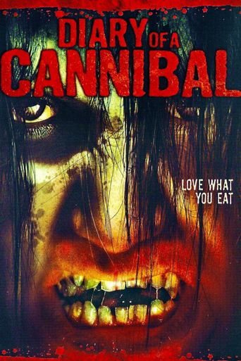 Diary of a Cannibal Poster