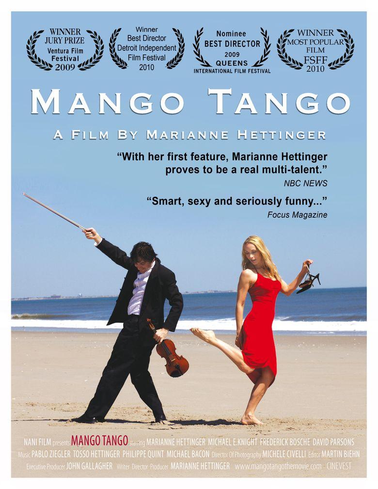 Mango Tango Poster