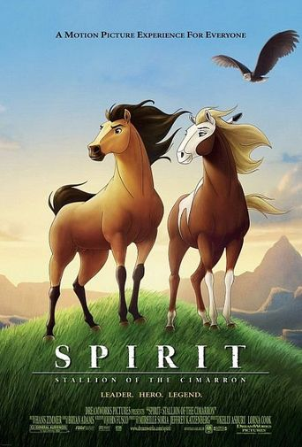 Watch Spirit: Stallion of the Cimarron
