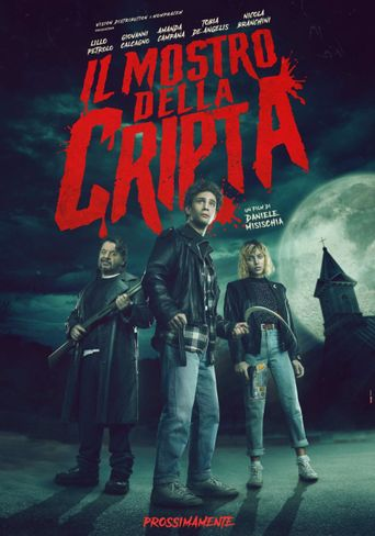 The Crypt Monster Poster