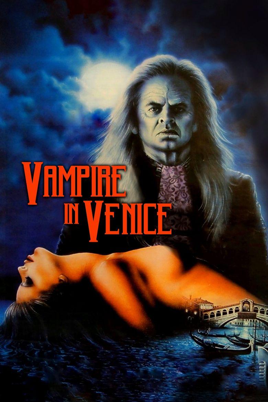 Vampire in Venice Poster