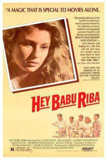Hey Babu Riba Poster
