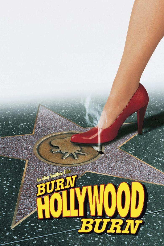 An Alan Smithee Film: Burn, Hollywood, Burn Poster