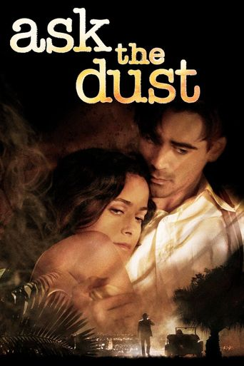 Ask the Dust Poster