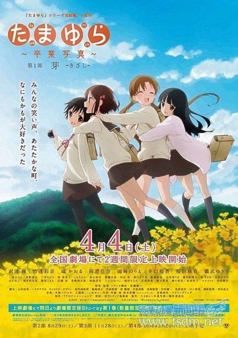 Tamayura: Sotsugyou Shashin Part 1 - Kizashi Poster