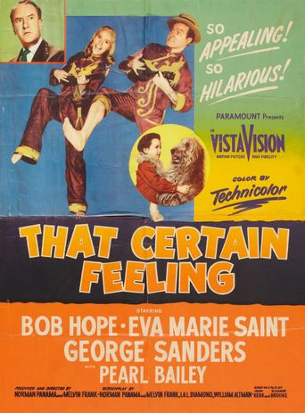 That Certain Feeling Poster