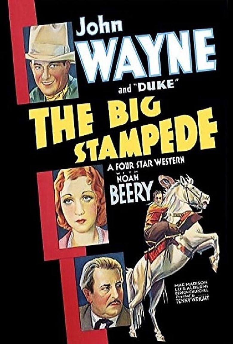 The Big Stampede Poster