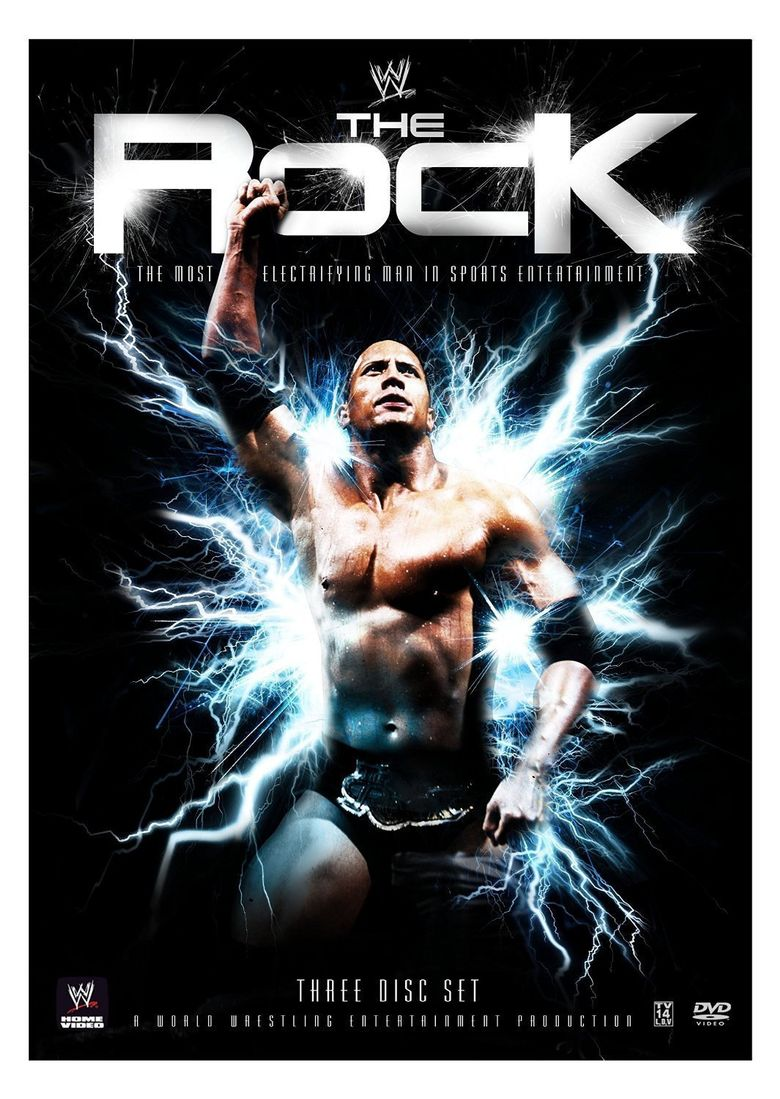 WWE: The Rock: The Most Electrifying Man in Sports Entertainment - Vol. 3 Poster