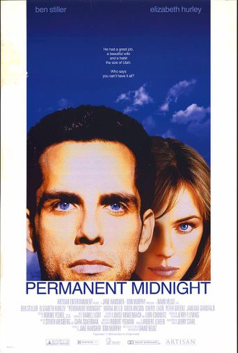 Permanent Midnight Poster