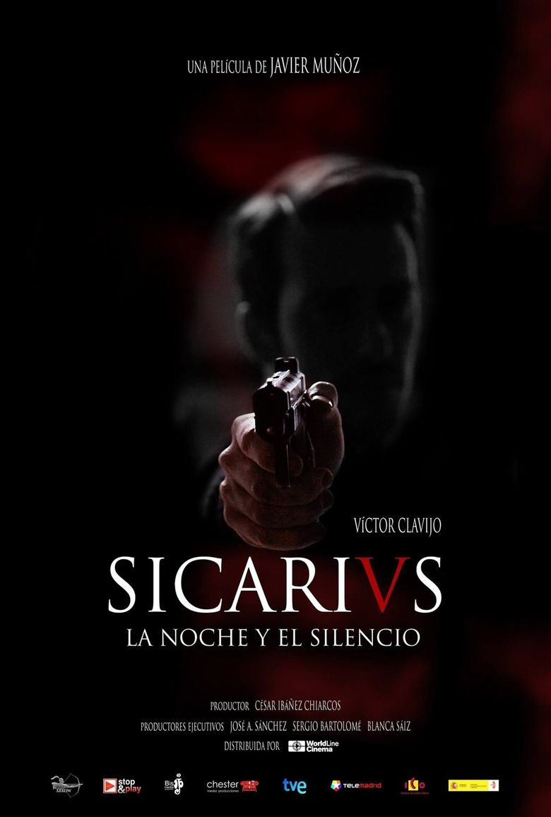 Sicarivs: The Night and the Silence Poster