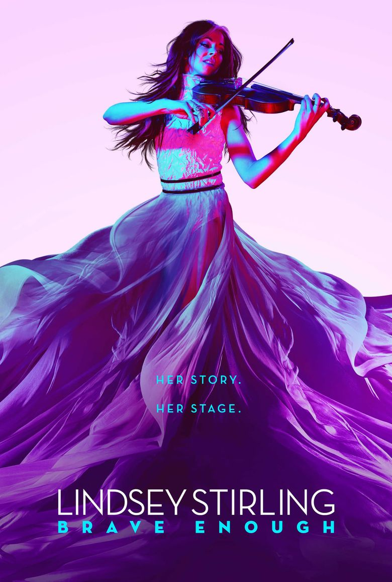 Lindsey Stirling: Brave Enough Poster