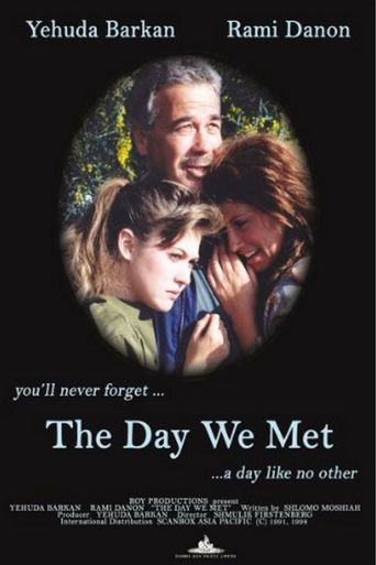 The Day We Met Poster