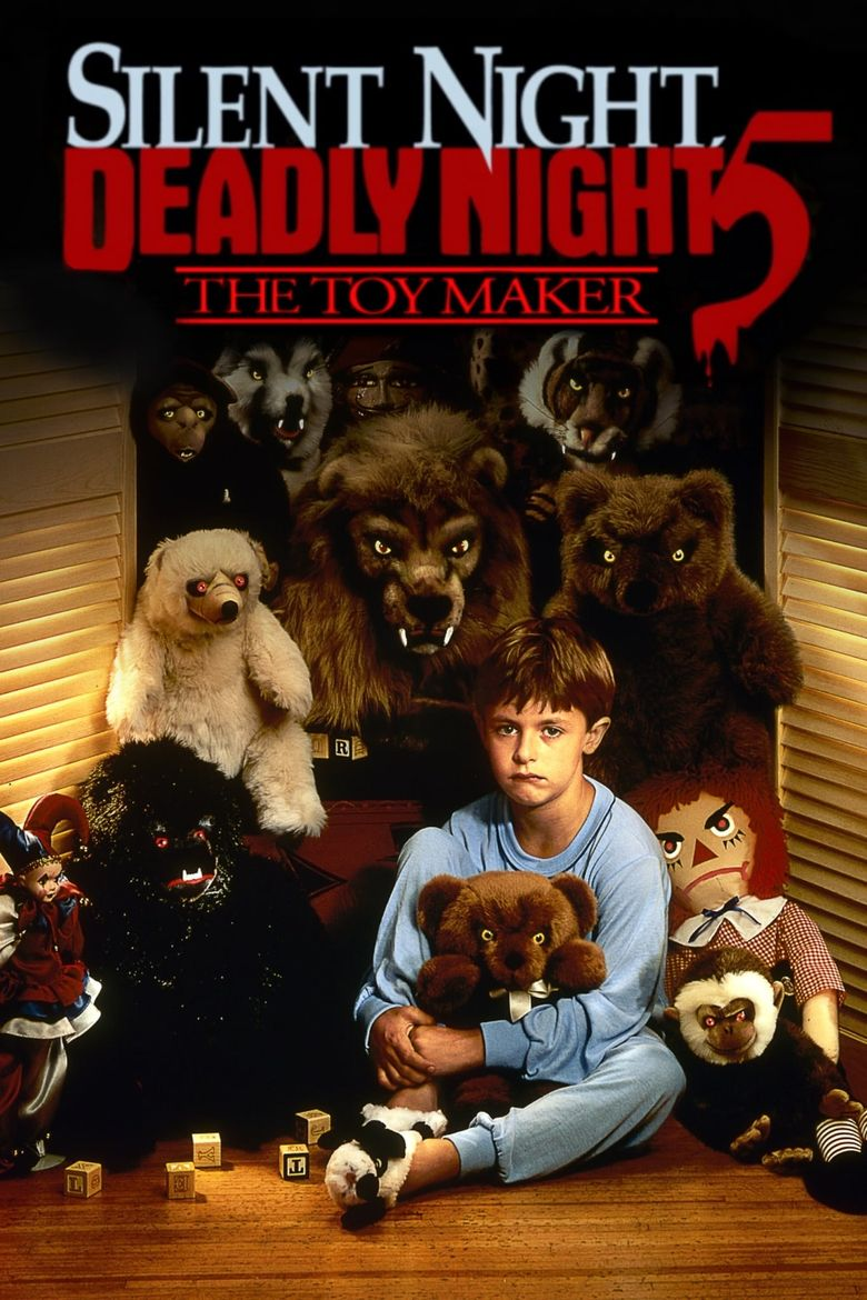 Silent Night, Deadly Night 5: The Toy Maker Poster