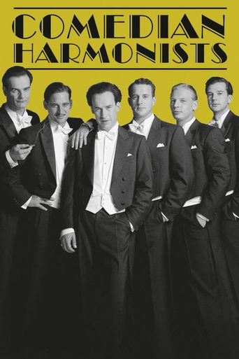Comedian Harmonists Poster