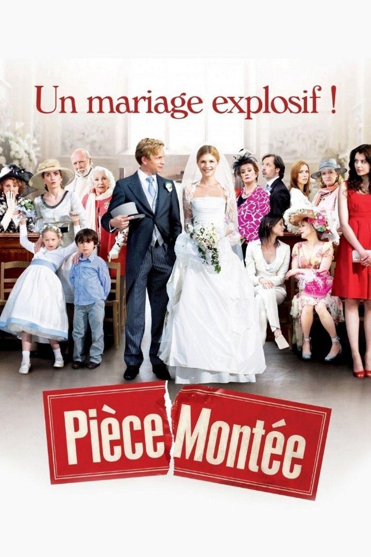 The Wedding Cake Poster