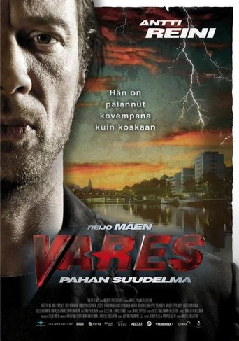 Vares - The Kiss of Evil Poster
