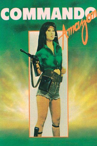 Golden Queen's Commando Poster