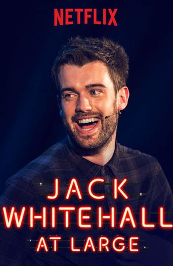 Jack Whitehall: At Large Poster