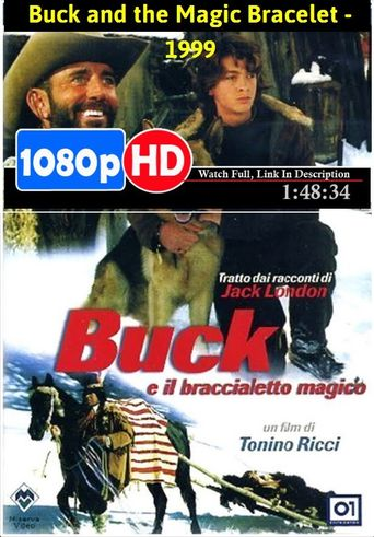 Buck and the Magic Bracelet Poster