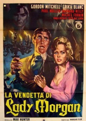 Lady Morgan's Vengeance Poster