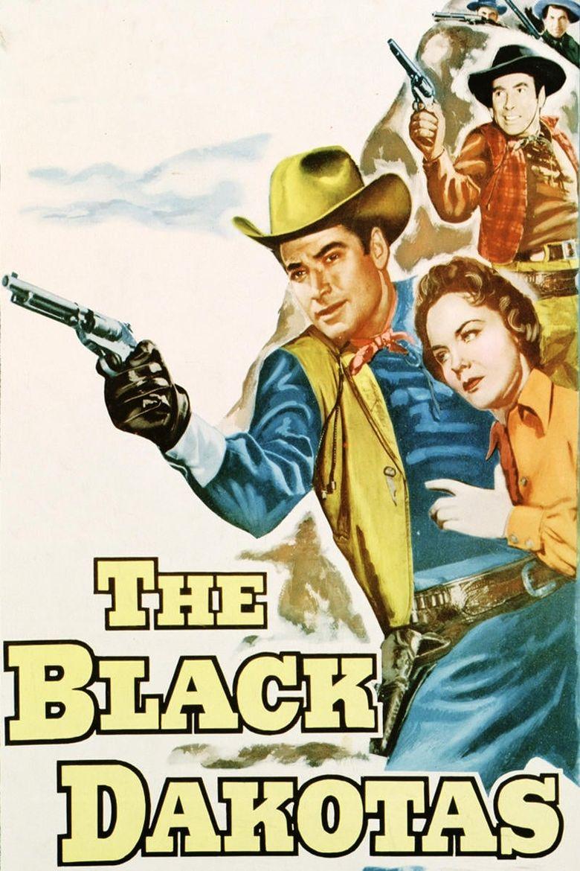 The Black Dakotas Poster