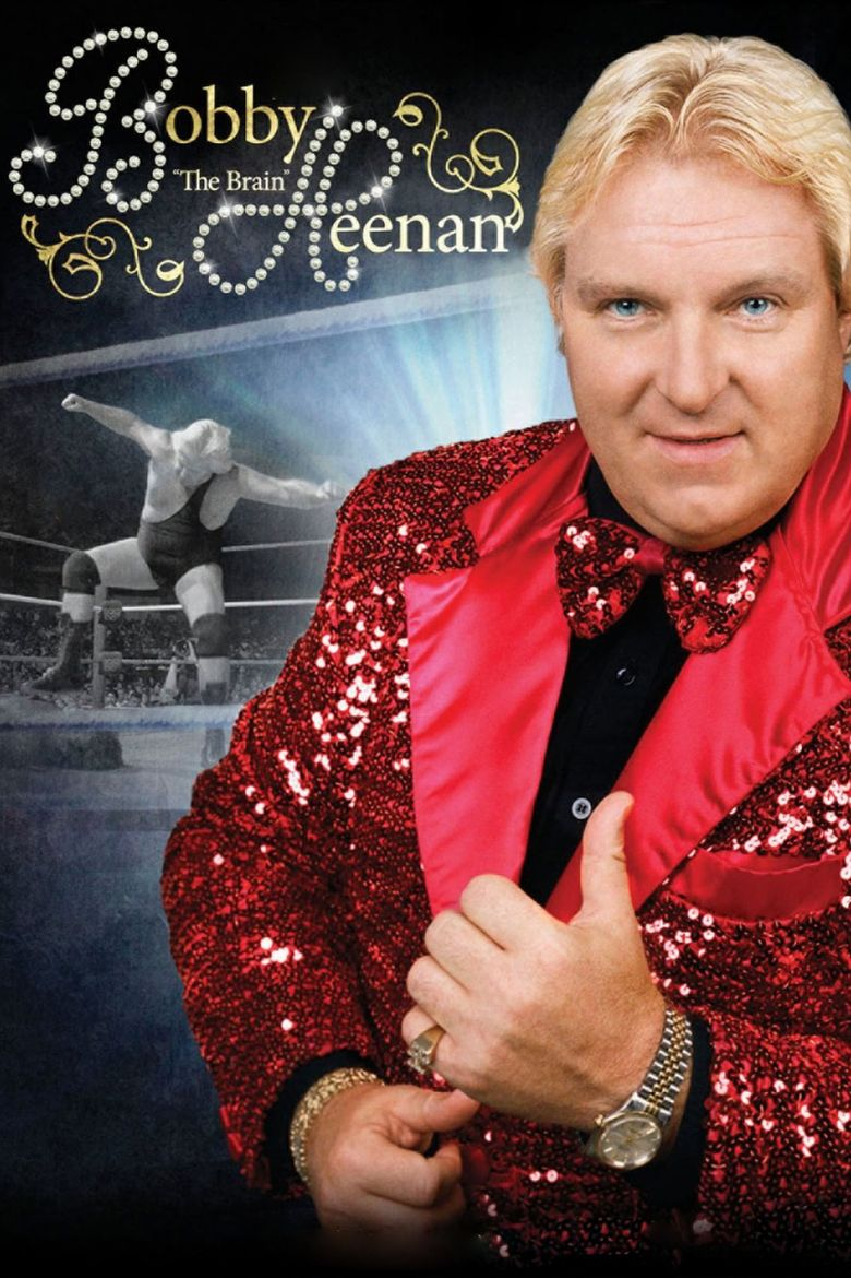 WWE: Bobby 'The Brain' Heenan Poster