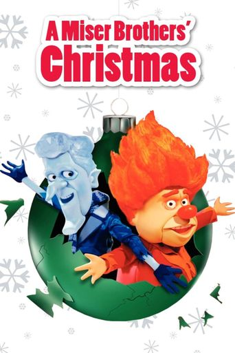 A Miser Brothers' Christmas Poster
