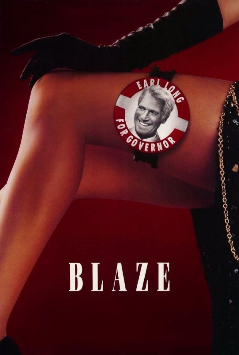 Blaze Poster