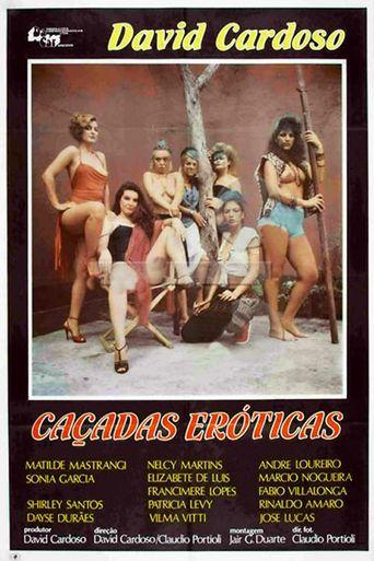 Caçadas Eróticas Poster