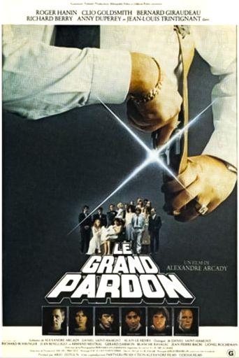 Le Grand pardon Poster