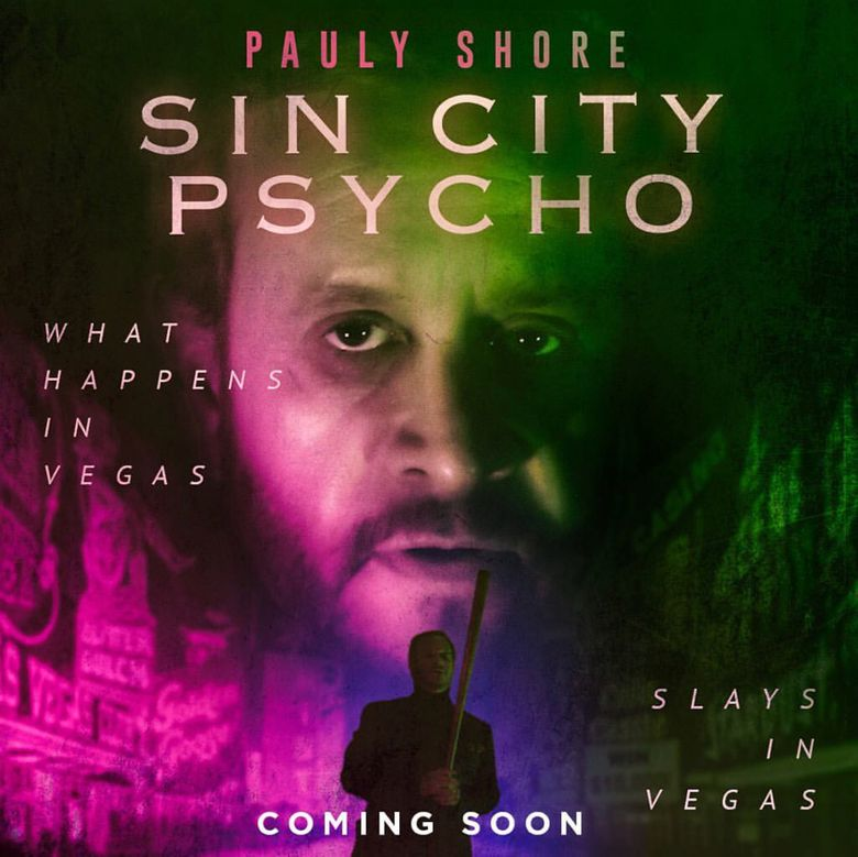 Sin City Psycho Poster