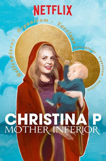 Christina P: Mother Inferior Poster