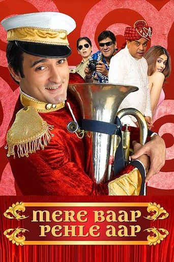Mere Baap Pehle Aap Poster