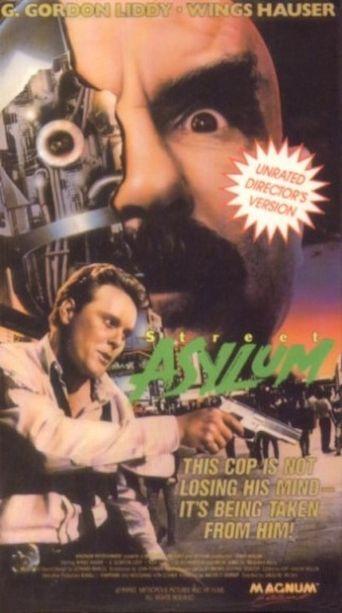 Street Asylum Poster