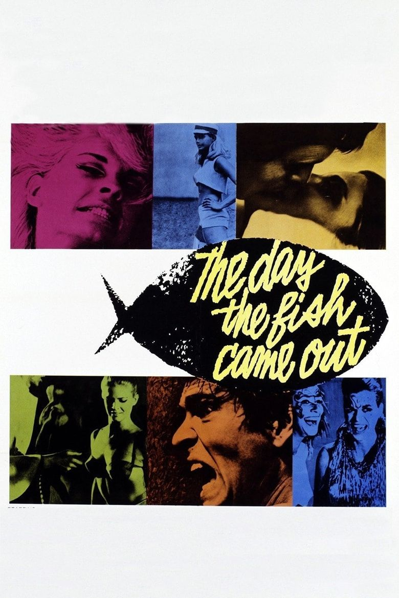 The Day the Fish Came Out Poster