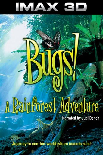 Bugs! Poster