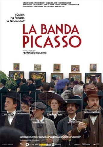 La banda Picasso Poster