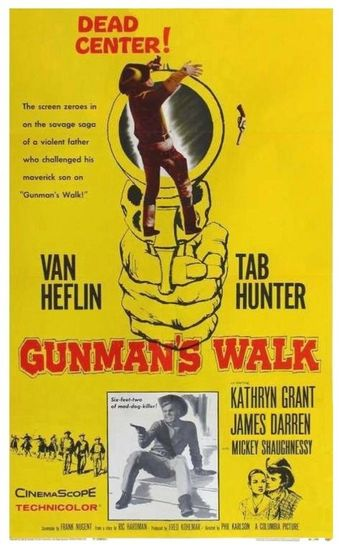 Watch Gunman's Walk