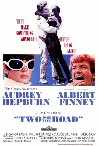 Two for the Road Poster