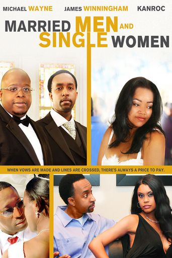 Married Men and Single Women Poster