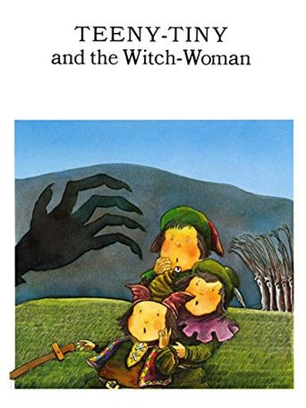 Teeny-Tiny and the Witch Woman Poster