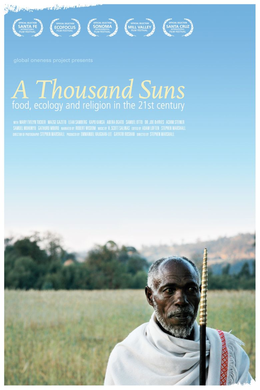A Thousand Suns Poster