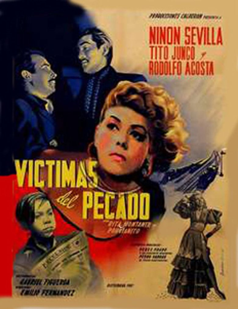 Victims of Sin Poster