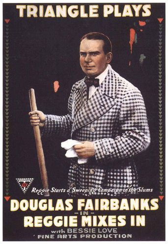 Reggie Mixes In Poster